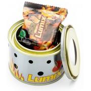 Kit c/1 Fogareiro lumix c/3 past  p/camping+25 pastilhas ext