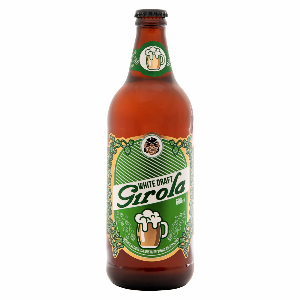 Chopp de Vinho White Draft 600ML