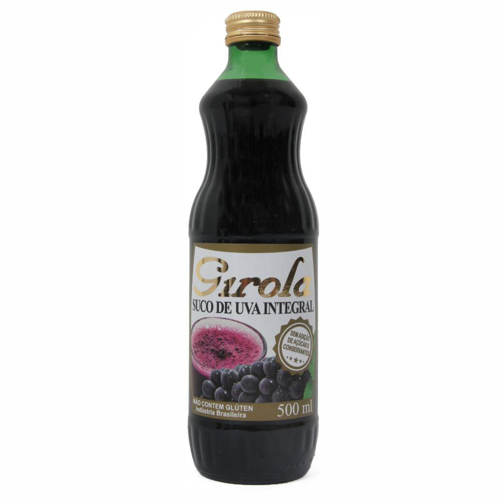 Suco de Uva Integral 500ml