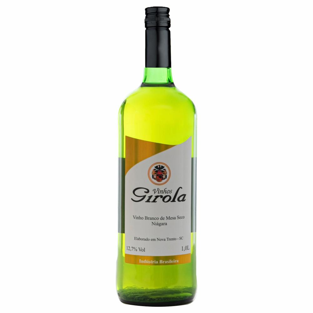 Vinho de Mesa Branco Seco Niágara 1L
