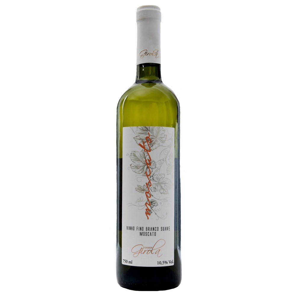 Vinho Fino Moscato Suave 750ml