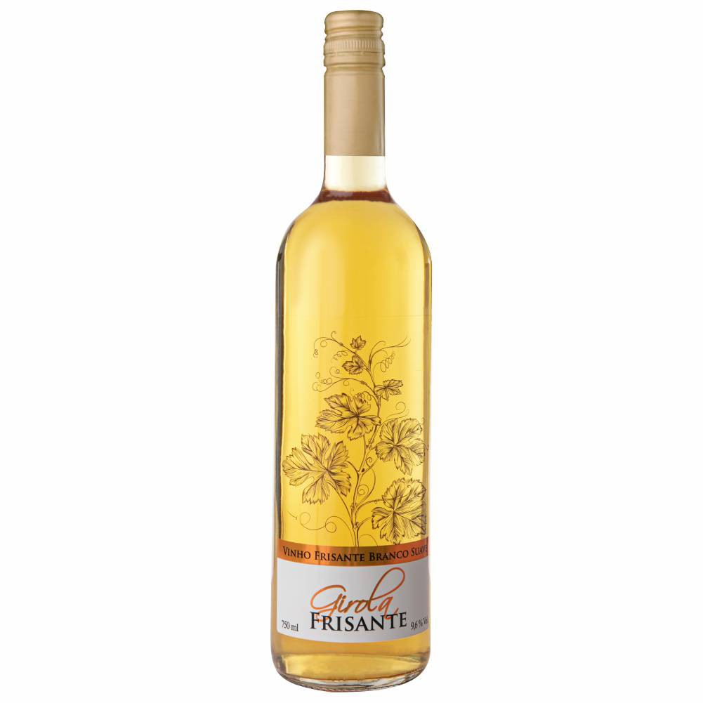 Vinho Frisante Branco Suave 750ml