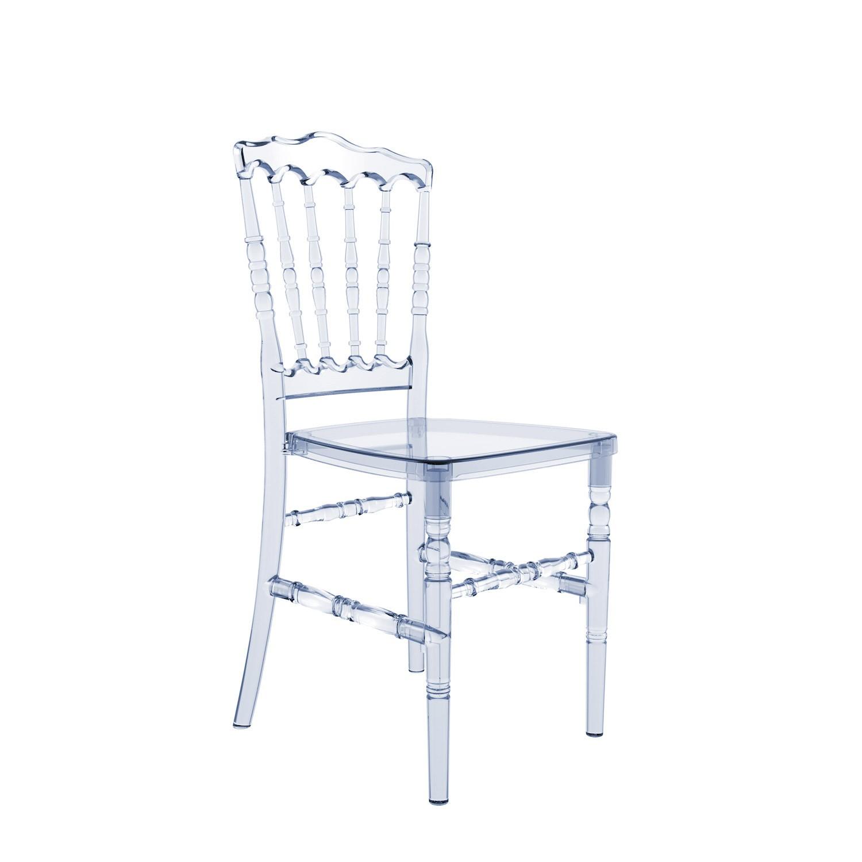 Cadeira Dior Policarbonato Cristal