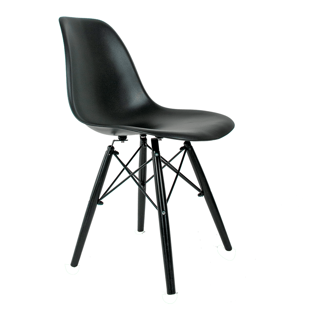 Cadeira Eames Black Edition