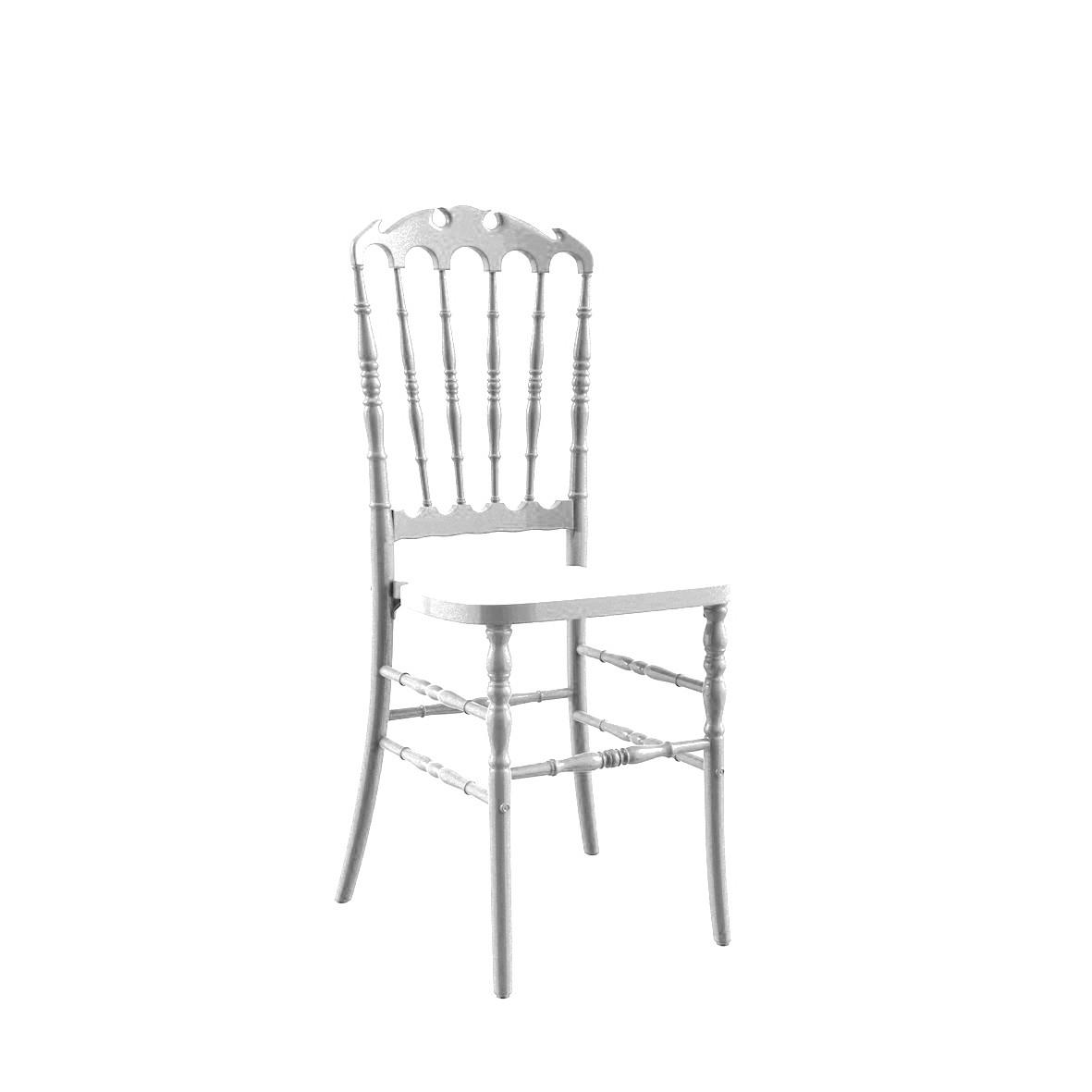 Cadeira Royal Polipropileno Branca