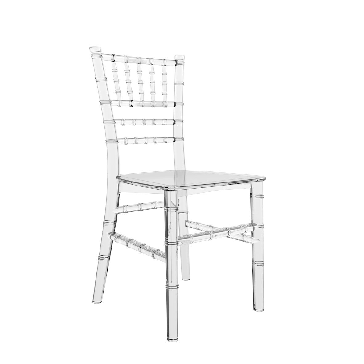 Cadeira Tiffany Infantil Policarbonato Cristal