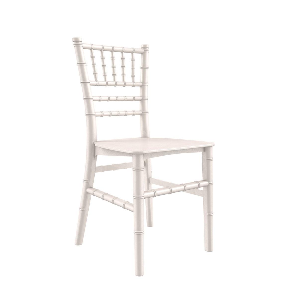Cadeira Tiffany Infantil Polipropileno Pérola
