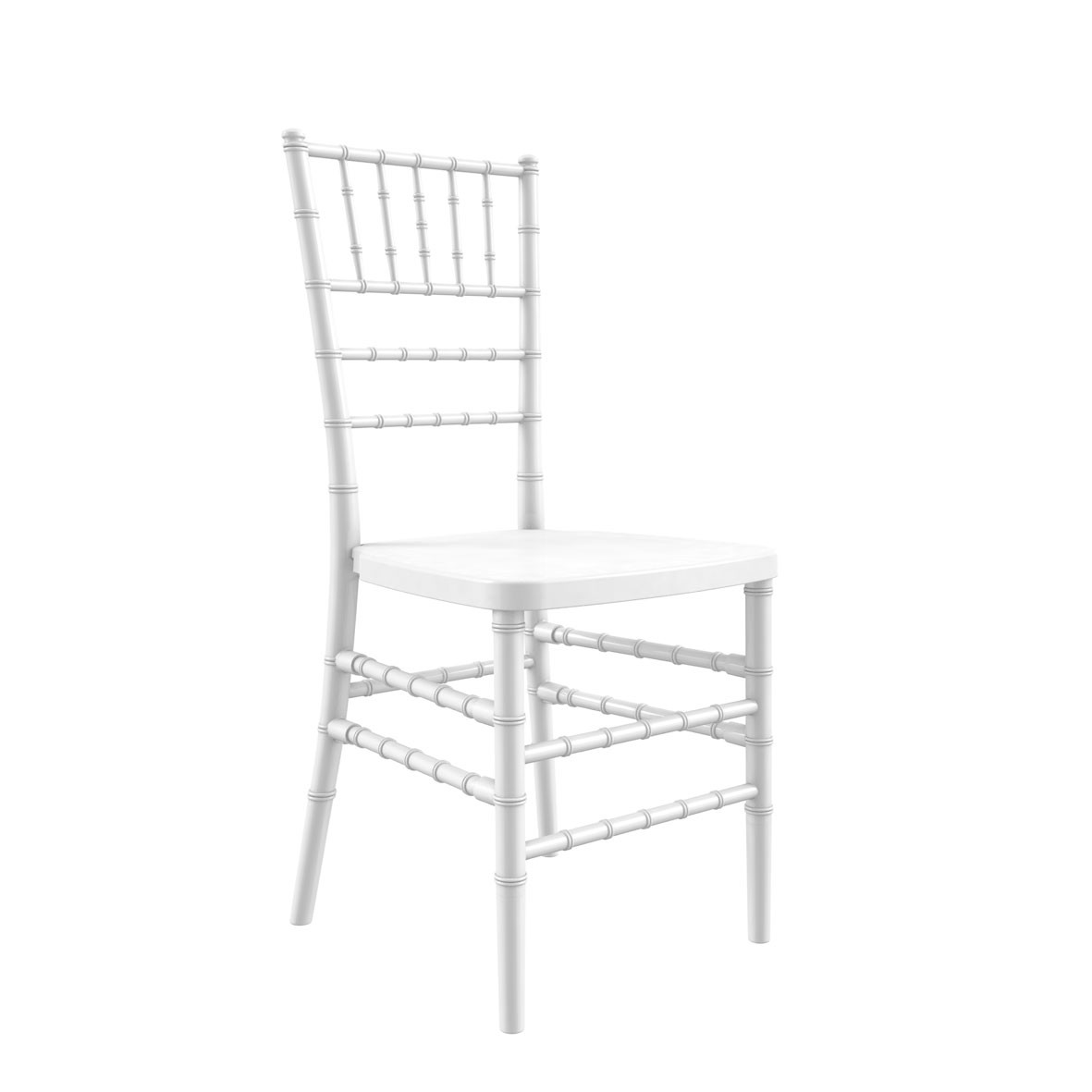 Cadeira Tiffany Polipropileno Branca