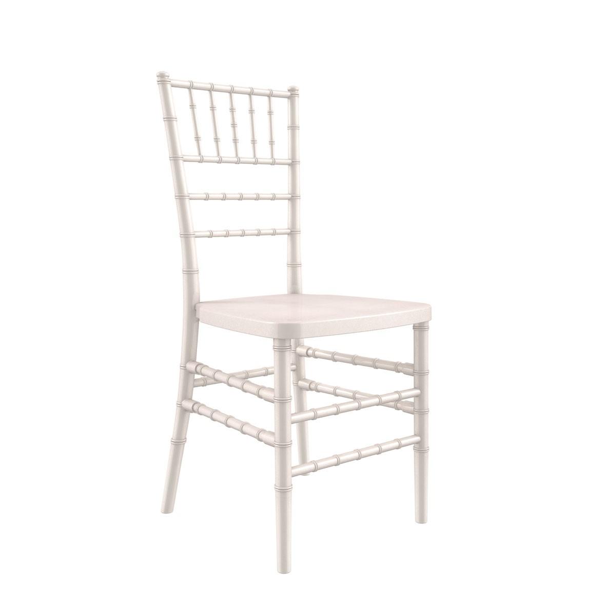 Cadeira Tiffany Polipropileno Pérola