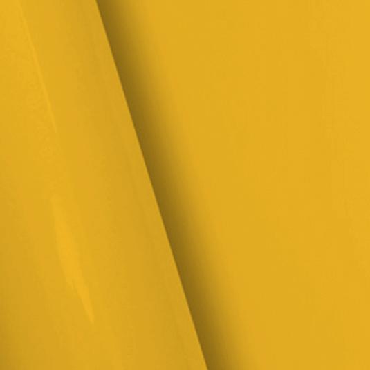Retalho Brilhante Amarelo Ouro  - TaColado