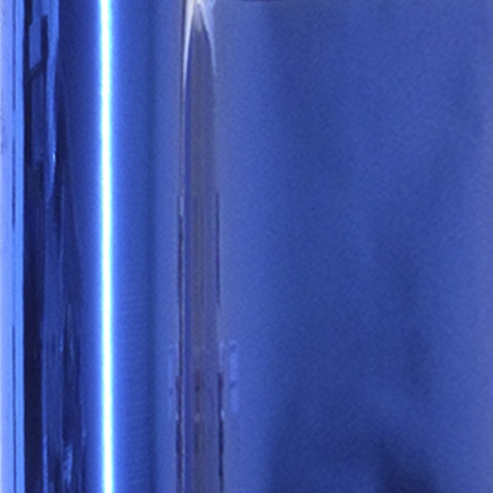 Retalho Cromado Azul