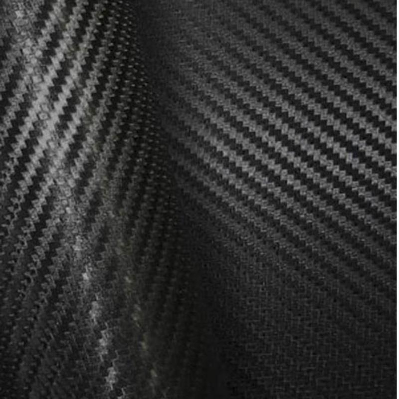 Retalho Fibra Carbono Preto