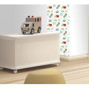 Outlet - Adesivo Decorativo Boy Toys 0,45 x 2,00m