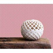 Outlet - Tecido Adesivo para móveis Decorativo Pink Retro 0,45 X 1,00m