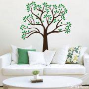Adesivo Árvore Cedro