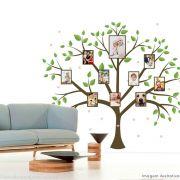 Adesivo Árvore Genealógica Color