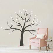 Adesivo Árvore Reseda