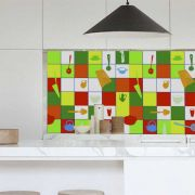 Outlet - Adesivo Decorativo Utensile 0,45 x 2,00m