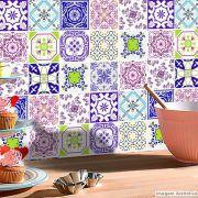 Adesivo Destacável Azulejo para Cozinha Lisboa
