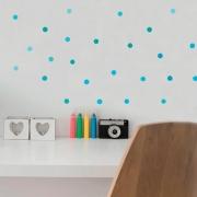 Adesivo Destacável Poá Confete - Várias Cores
