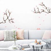 Adesivo Galhos de Cerejeiras