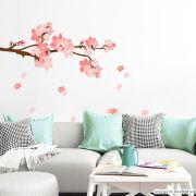Adesivo Galhos Sakura