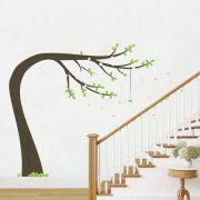 Adesivo Árvore Manacá