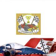 Adesivo para Colorir Formula 1