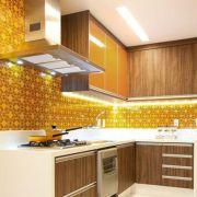 Outlet - Adesivo para Móveis Alto Brilho Apricot 0,61x0,90m