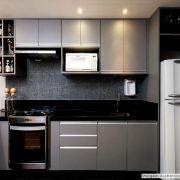 Adesivo para móveis Laca Alto Brilho Light Silver 0,61m