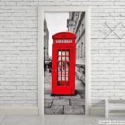 Adesivo para Porta Londres