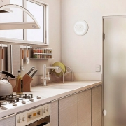 Adesivo Para Vidro Box Banheiro Jateado Cristal 0,61m Prova D'Agua