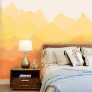 Promoção   - Mural Pôr do Sol 3,48 x 3,00m