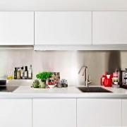 Outlet - Adesivo para Móveis Fosco Branco Bloqueador 0,50m