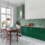 Outlet - Adesivo para Móveis Laca Alto Brilho Green Metallic 0,61x1,00m