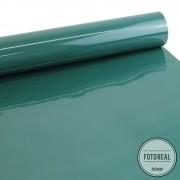 Outlet - Adesivo para Móveis Laca Alto Brilho Verde 0,61m