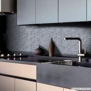 Outlet - Papel de Parede Granito Cinza Nobre 0,58x2,70m