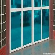 Outlet - Película Solar Espelhado Azul 0,75x5,00m