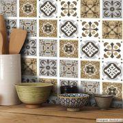 Papel de Parede Azulejo para Cozinha Barcelona