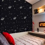 Papel de Parede Constelações - Várias Cores