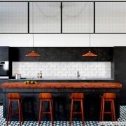 Papel de Parede Lavavel para Banheiro Cozinha Revestimento Brilho Metro Mármore
