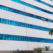 Película Solar Espelhado Azul Royal 0,50m