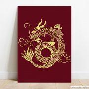 Placa Decorativa Japanese