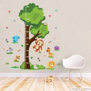 Régua de Crescimento Infantil Selva