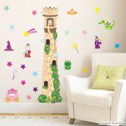 Régua de Crescimento Infantil Torre da Princesa