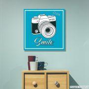 Tela Decorativa Smile