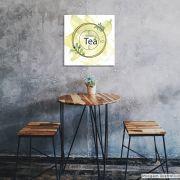 Tela Decorativa Take Tea