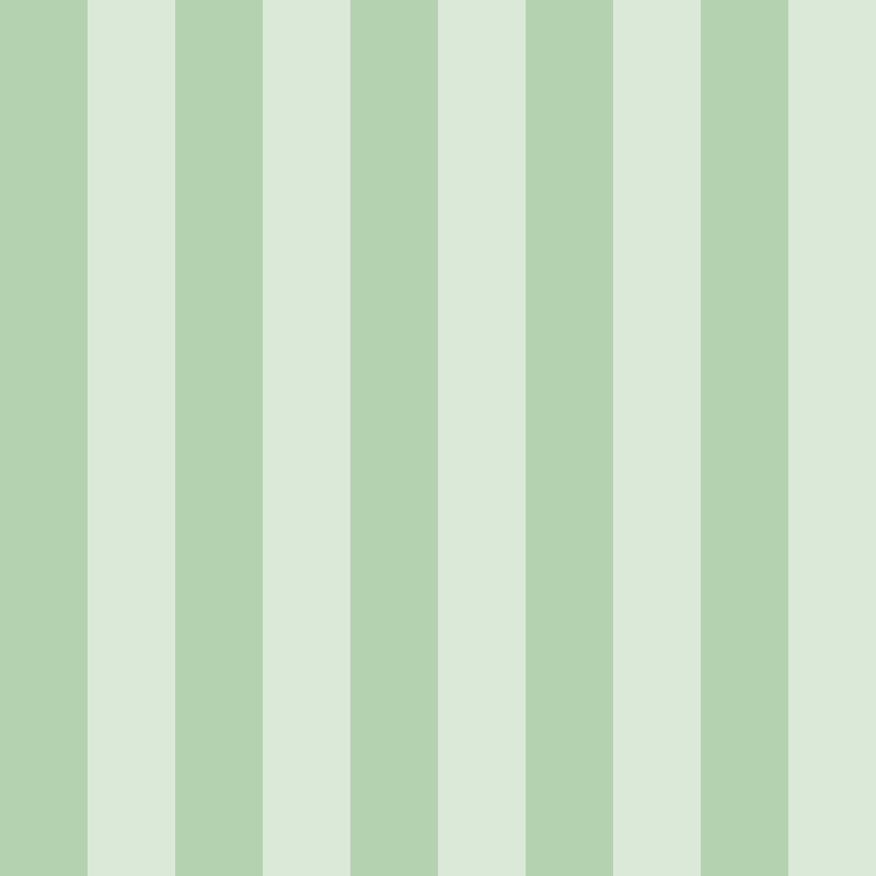 Papel de Parede Listras Fortes Verde  - TaColado
