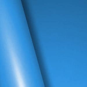 Adesivo Fosco Azul Claro  - TaColado