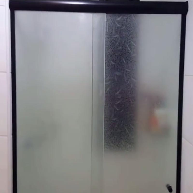 Adesivo Jateado para vidros Luxor 1,00m  - TaColado